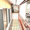 6K House to Buy in Kyoto-shi Minami-ku Balcony / Veranda