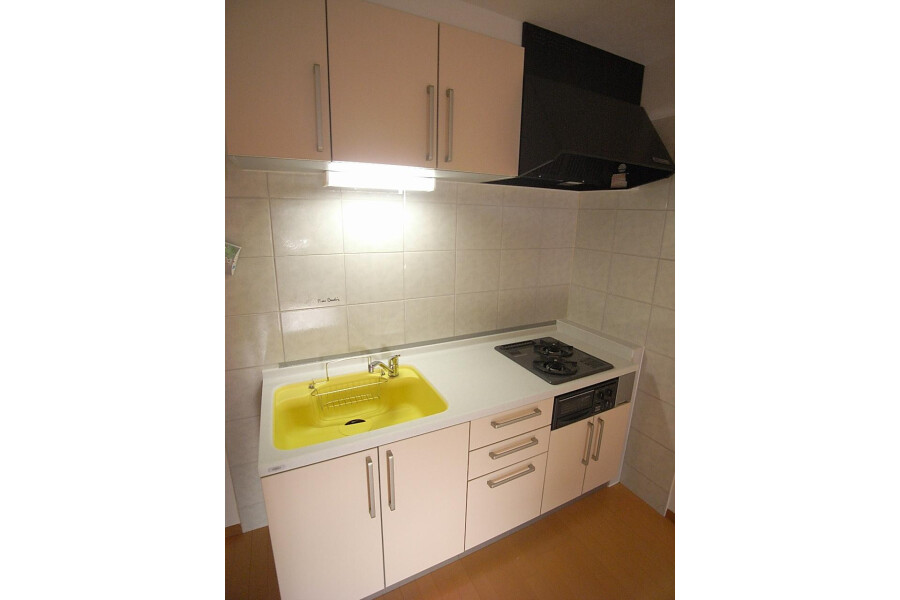 2LDK Apartment to Rent in Sagamihara-shi Minami-ku Kitchen