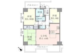 3LDK Mansion in Bunka - Sumida-ku