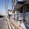 1K Apartment to Rent in Yokohama-shi Tsurumi-ku Balcony / Veranda