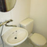 1R Apartment to Rent in Edogawa-ku Toilet