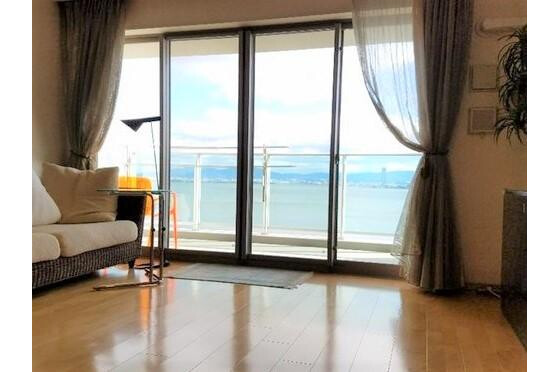 2LDK Apartment to Buy in Otsu-shi Living Room