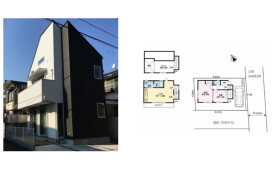 2LDK {building type} in Shiraitodai - Fuchu-shi