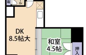 1DK {building type} in Maizuru - Fukuoka-shi Chuo-ku