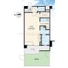 在豊岛区购买1R 公寓大厦的 楼层布局