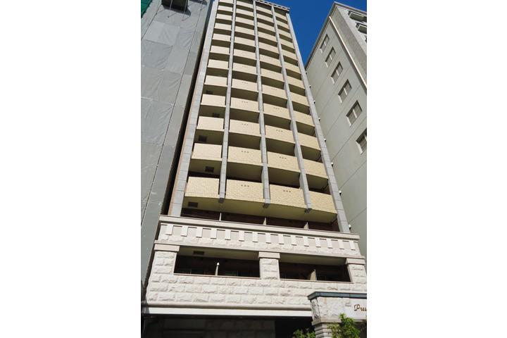 在Nagoya-shi Higashi-ku購買1K 公寓的房產 戶外
