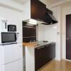 1DK Apartment to Rent in Osaka-shi Kita-ku Kitchen