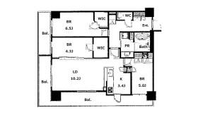 3LDK Apartment in Minamihommachi - Osaka-shi Chuo-ku