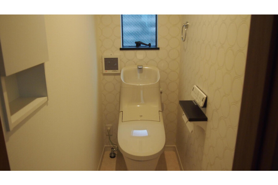 4LDK Apartment to Buy in Ota-ku Toilet
