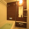 1LDK Apartment to Rent in Osaka-shi Kita-ku Washroom