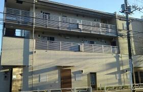 富士见野市鶴ケ岡-1LDK公寓