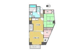 2DK Mansion in Oizumigakuencho - Nerima-ku