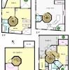 3LDK House to Buy in Minato-ku Floorplan