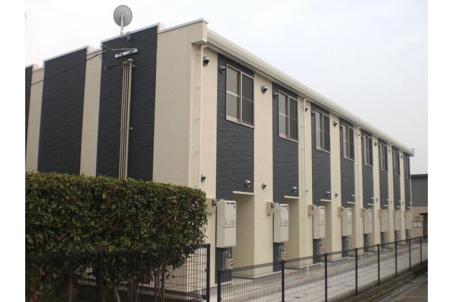 1LDK Apartment to Rent in Kamimashiki-gun Mashiki-machi Exterior