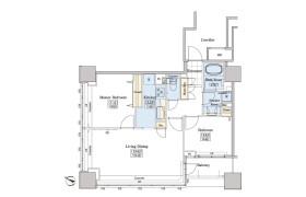丰岛区上池袋-2LDK公寓大厦