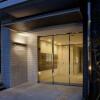1R マンション 品川区 Building Entrance