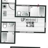 1R Apartment to Rent in Yokohama-shi Nishi-ku Floorplan