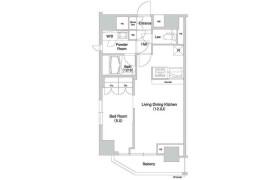 1LDK Mansion in Okinacho - Yokohama-shi Naka-ku