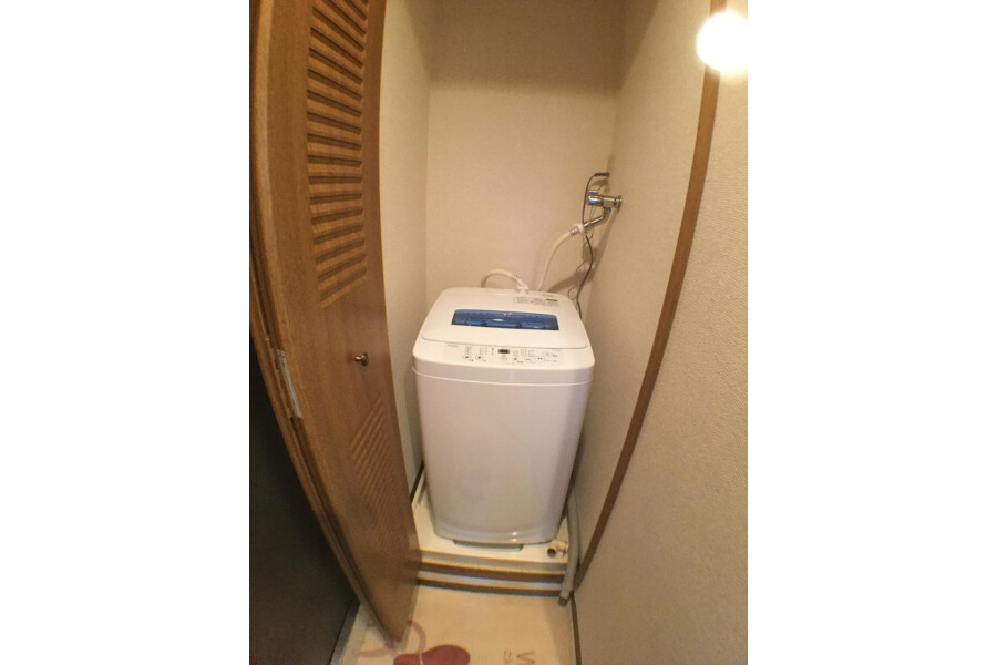 1K Apartment to Rent in Shinjuku-ku Other Equipment