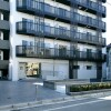 1K Apartment to Rent in Koto-ku Building Entrance