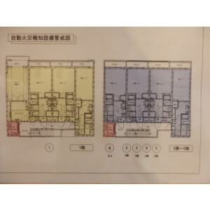 Whole Building {building type} in Higashimikuni - Osaka-shi Yodogawa-ku Floorplan