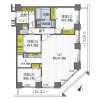 3LDK Apartment to Buy in Osaka-shi Minato-ku Floorplan