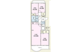 3LDK Apartment in Iguchi - Mitaka-shi