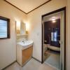 在横濱市南區購買3LDK 獨棟住宅的房產 盥洗室