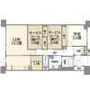 3LDK Apartment to Buy in Mino-shi Floorplan