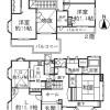 在町田市內租賃4SLDK 獨棟住宅 的房產 房間格局
