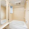 1K Apartment to Rent in Fukuoka-shi Hakata-ku Bathroom