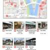 1R Apartment to Rent in Kyoto-shi Kamigyo-ku Map