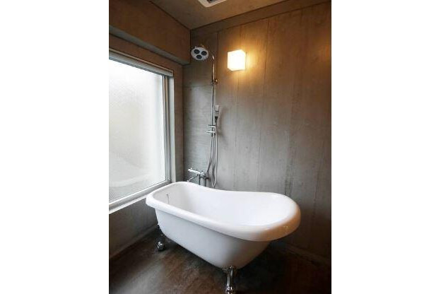 Whole Building Apartment to Buy in Shibuya-ku Bathroom