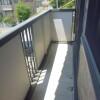 3LDK Terrace house to Rent in Nisshin-shi Balcony / Veranda