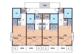 Whole Building Apartment in Kamifukuoka - Fujimino-shi