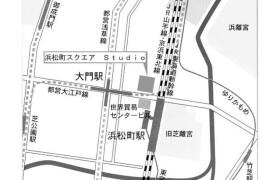 3LDK Mansion in Hamamatsucho - Minato-ku