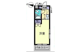 川崎市中原区小杉陣屋町-1K{building type}