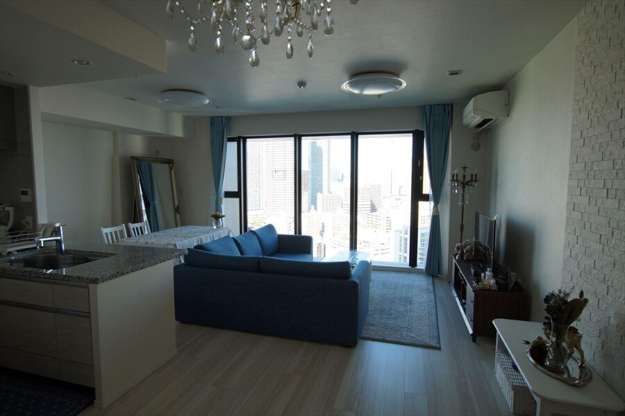 2LDK Apartment to Buy in Chuo-ku Interior