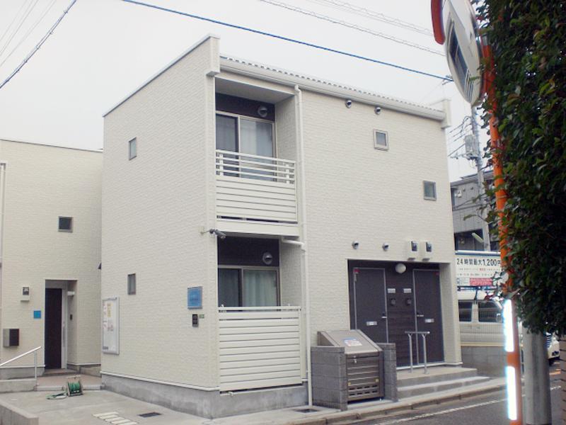Nearest 711 Store >> 1K Apartment - Daita - Setagaya-ku - Tokyo - Japan - For ...