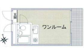 品川區北品川(1〜4丁目)-1R{building type}