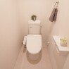 1SLK Apartment to Buy in Osaka-shi Nishinari-ku Toilet
