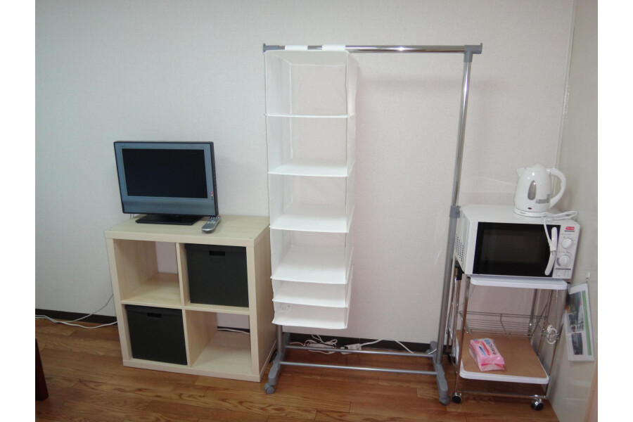 1K Apartment to Rent in Osaka-shi Chuo-ku Other Equipment