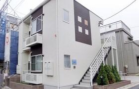 杉並區高円寺北-1K公寓