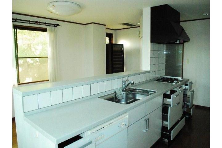 7LDK House to Rent in Ota-ku Kitchen