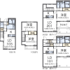 2LDK Apartment to Rent in Nerima-ku Floorplan