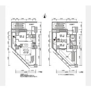 3LDK Mansion in Shinonome - Koto-ku Floorplan