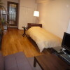 1R Apartment to Rent in Kyoto-shi Shimogyo-ku Bedroom