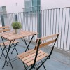 1LDK Apartment to Rent in Meguro-ku Balcony / Veranda