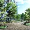 3LDK Apartment to Buy in Chuo-ku Garden