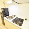 在川崎市川崎區內租賃1K 公寓大廈 的房產 廚房